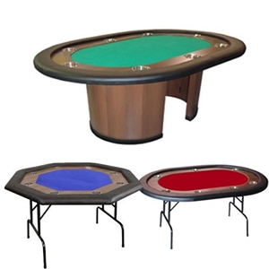 Image de la catégorie Poker tables