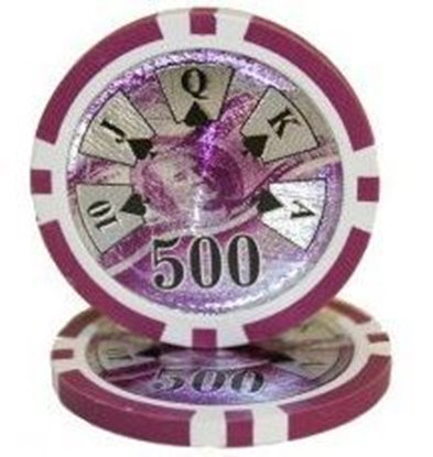 Picture of 12946- BENJAMIN 500$ roll of 25 pcs (14gr)
