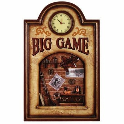 Picture of r831-Big Game-Clock