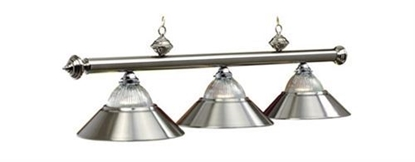 Picture of 61034-BILLIARD LIGHT-STAINLESS