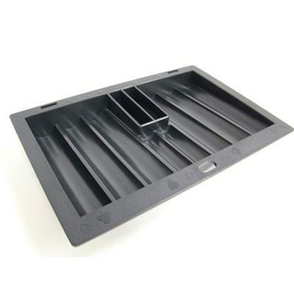 Image de 10212-Dealer chip tray ''ABS'' cap. 350 pcs