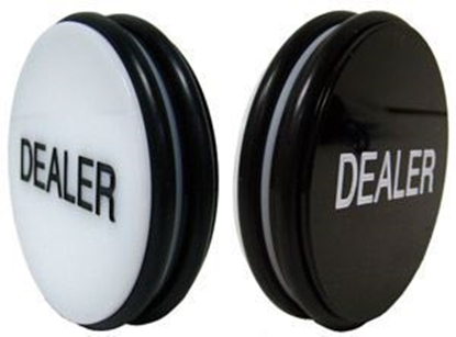 Picture of 10805-Jumbo Button ''Dealer""