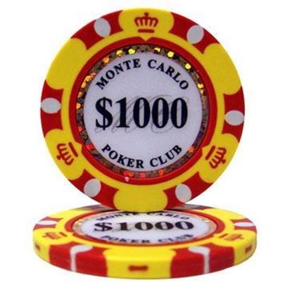 Picture of 12967-MONTE CARLO 14gr / 1000$ (vrac)