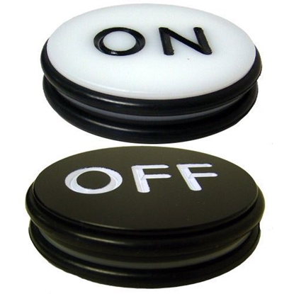 Picture of 23109-ON/OFF craps puck