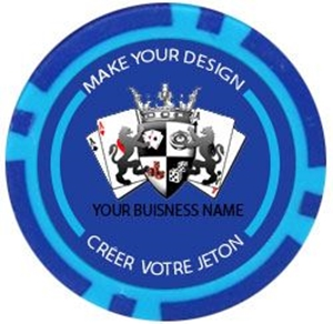 Picture for category Custom Poker chips