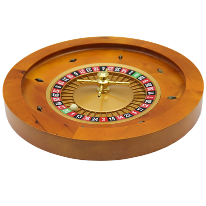 Picture of 24106-WOODEN ROULETTE 20""