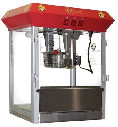 Picture of L171350-Popcorn machine of 8oz. tabletop USED-LIKE NEW