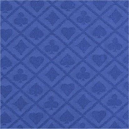 Picture of 19121-BLUE ROYAL BLUE Two-Tone Poker Table Speed Cloth
