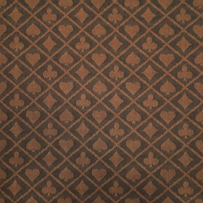 Picture of 19125 - Brown Chocolate Two-Tone Poker Table Speed Cloth