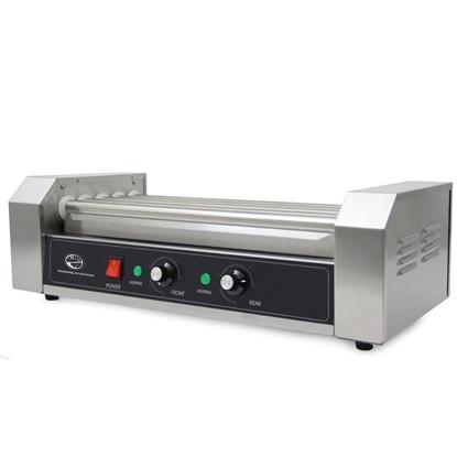 Image de Machine à hot dog commerciale 5 rouleaux