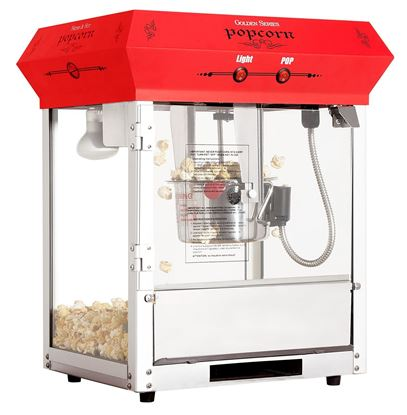 Picture of 71150- Popcorn machine of 4oz. tabletop