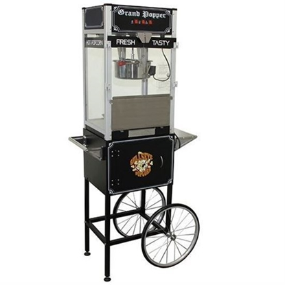 Picture of L171400 - Popcorn machine cart for 16oz machine USED