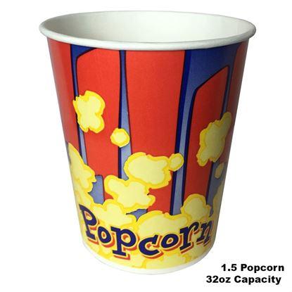 Image de Popcorn Cup  1.5oz / 25pcs