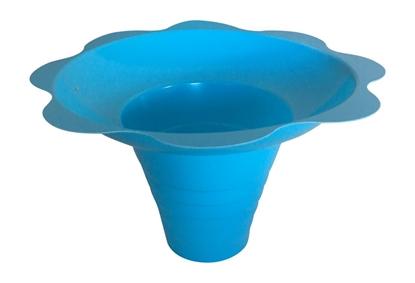 Image de 73206- Boite de 100 verrines 8 oz pour servir les cônes glacés