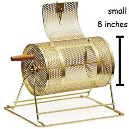 Image de 38001-8 Baril de Tirage en Brass  ''8''