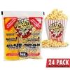 Image sur Boîte de 24 sacs prémélangés de popcorn de 8 onces