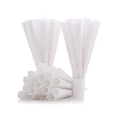 Picture of 72020-200- Floss cones white (200 pcs)