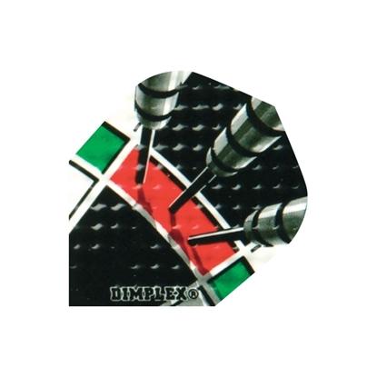 Image de 40040-Set of 3 Flights Dimplex Triple Ring