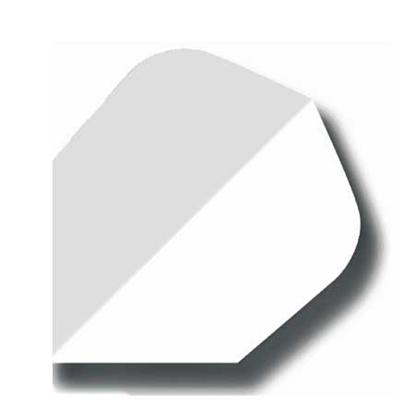 Image de 40066-Set of 3 Flights Polyprint White
