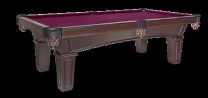 Picture of Ol-Belmont - Olhausen Belmont billiard table