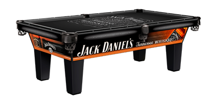 Picture of Ol-Jack Daniel L Pool table