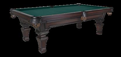 Picture of Ol-Hampton pool table