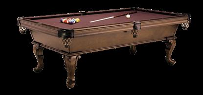 Image de Ol-Virginian pool table