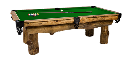 Picture of Ol-Ponderosa pool table
