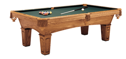 Image de Ol-Augusta pool table
