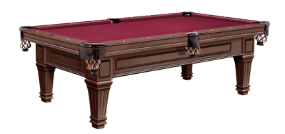 Image de Ol-Kirkwood pool table