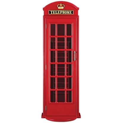 Picture of OEPCH | OLD ENGLISH TELEPHONE BOOTH CUE HOLDER