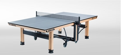 """Picture of NT118602G-C-Cornilleau Competition 850 Wood ITTF Tenis Table """" -  GREY"""