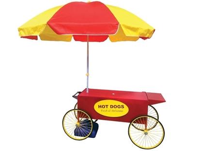 Image de Paragon Hot Dog Wagon