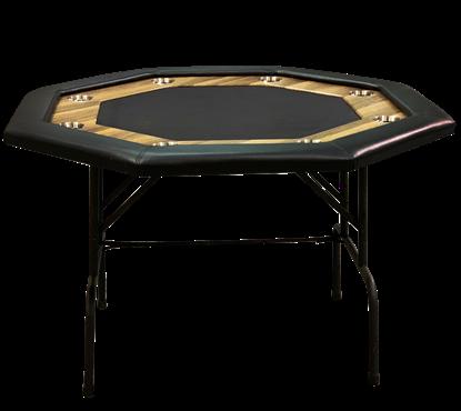 Image de Table octogonale 48'' - 8 joueurs