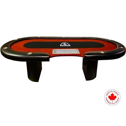 Picture of Custom Poker Table Dealer Standard