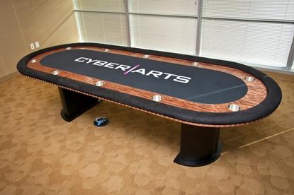 Picture of Custom Poker Table Standard RaceTrack